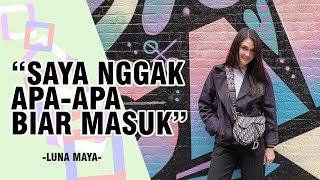 Diikuti Sosok Suzzanna saat Proses Syuting, Luna Maya: Saya Nggak Apa-apa, Biar Masuk