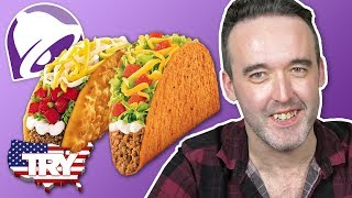 Irish People Try Taco Bell For The First Time... in AMERICA!