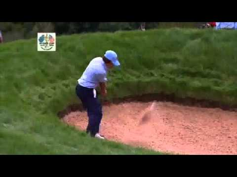 Ryder Cup 2010 Highlights Day 3 at Celtic Manor Resort, Wales.wmv