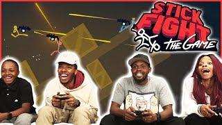 SHOOT EM' UP BANG BANG! GUNS EVERYWHERE! - Stick Fight Gameplay