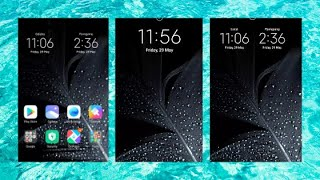 How to add 2 clocks of Different Timezone to your Android Homescreen and Lockscreen #secondclock