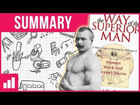 The Way of The Superior Man by David Deida ► Animated Book Summary – How to Be a Man