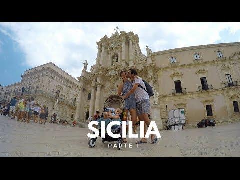 VACACIONES EN SICILIA II - 2 Días en Siracusa | Tres Españoles por el Mundo