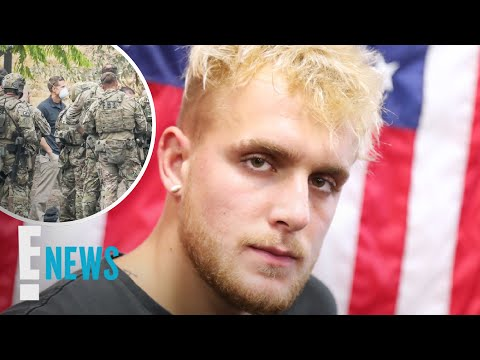 Jake Paul's Calabasas Home Raided By FBI | E! News