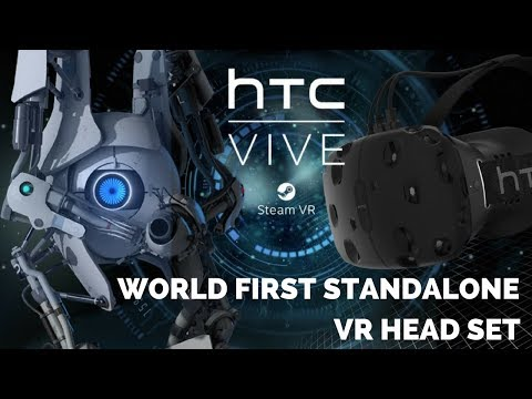HTC Vive releases the  standalone VR headset!!!! | Teaser