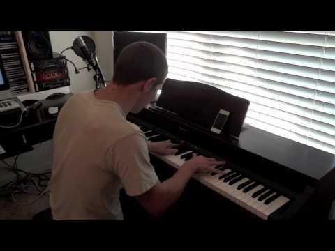 Deadmau5 - Raise Your Weapon (Noisia Remix) [Evan Duffy Piano Cover]