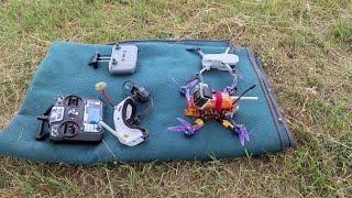 Fpv drone gören masum djı mini 2 li w/LUTFU GARAGE