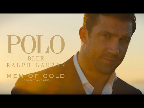 Parfüümvesi Ralph Lauren Blue Gold Blend EDP meestele 40 ml
