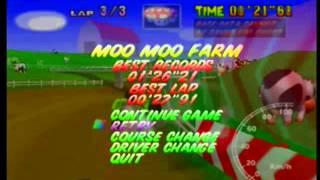 MK64 - World Record on Moo Moo Farm - 1'26''14 (NTSC: 1'11''64) by Matthias Rustemeyer