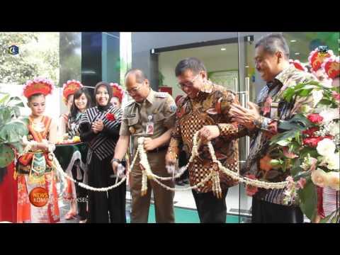 Walikota Jaksel Resmikan Gedung BPJS Cabang Mampang - Selasa 22 Desember 2015