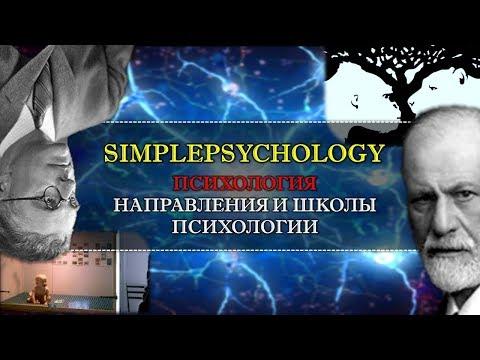 Психология. Направления и школы психологии.