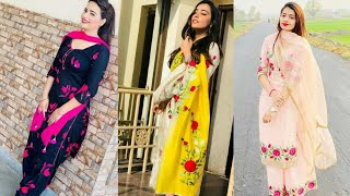 Rakhi Special Punjabi Suit Designs 2020 | Designer Punjabi Suit | #punjabisuit #palazo