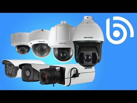 IP Security Camera & CCTV Cameras - broadbandbuyer com
