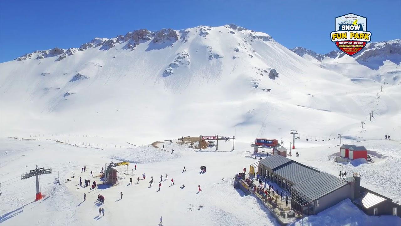 Isperia Davraz Hotel İsperia Davraz Hotel - Snow Fun Park