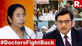 Doctors Across India Join The Movement #DoctorsFightBack | The Debate With Arnab Goswami