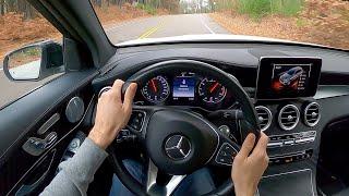[WR Magazine] 2017 Mercedes-Benz GLC 43 AMG 4Matic- POV Test Drive by Tedward (Binaural Audio)