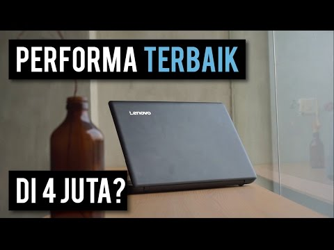 Review Lenovo Ideapad 110 - 4 juta doang!