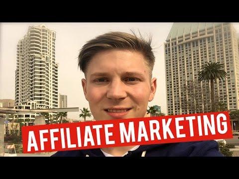 Geld verdienen im Internet mit Affiliate Marketing