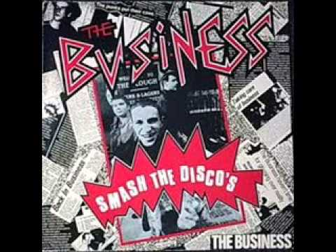 The Business - Smash The Disco´s (Full Album) Mp3