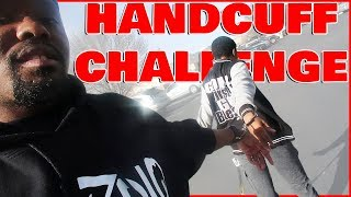 Extreme Punishment: Handcuffed To My Annoying Brother For A Day!
