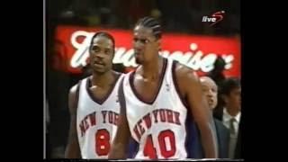 2001 NBA Playoffs Ecr1 Game 5 Toronto Raptors-New York Knicks