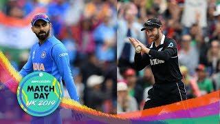 IND v NZ Preview: Vijay Shankar should slot in at No. 4 - Agarkar