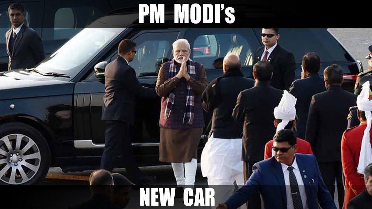 Motoroctane Youtube Video - PM Modi's New CAR | Hindi | | MotorOctane