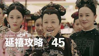 延禧攻略 45   Story of Yanxi Palace 45(秦岚、聂远、佘诗曼、吴谨言等主演)