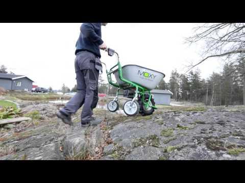 Moxy Batteritrillebår Dumper 120 - film på YouTube