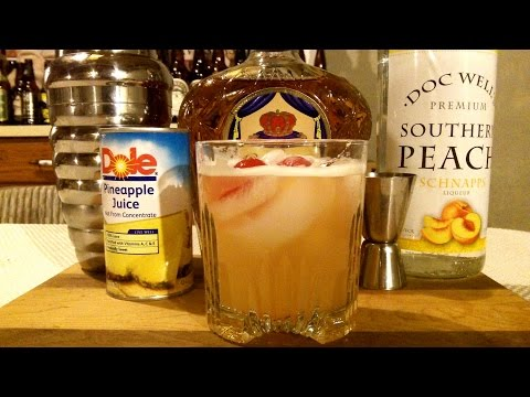 How To Make A Royal Flush Cocktail / Mixed Drink ✩ RECIPE INCLUDED ✩ DJs BrewTube