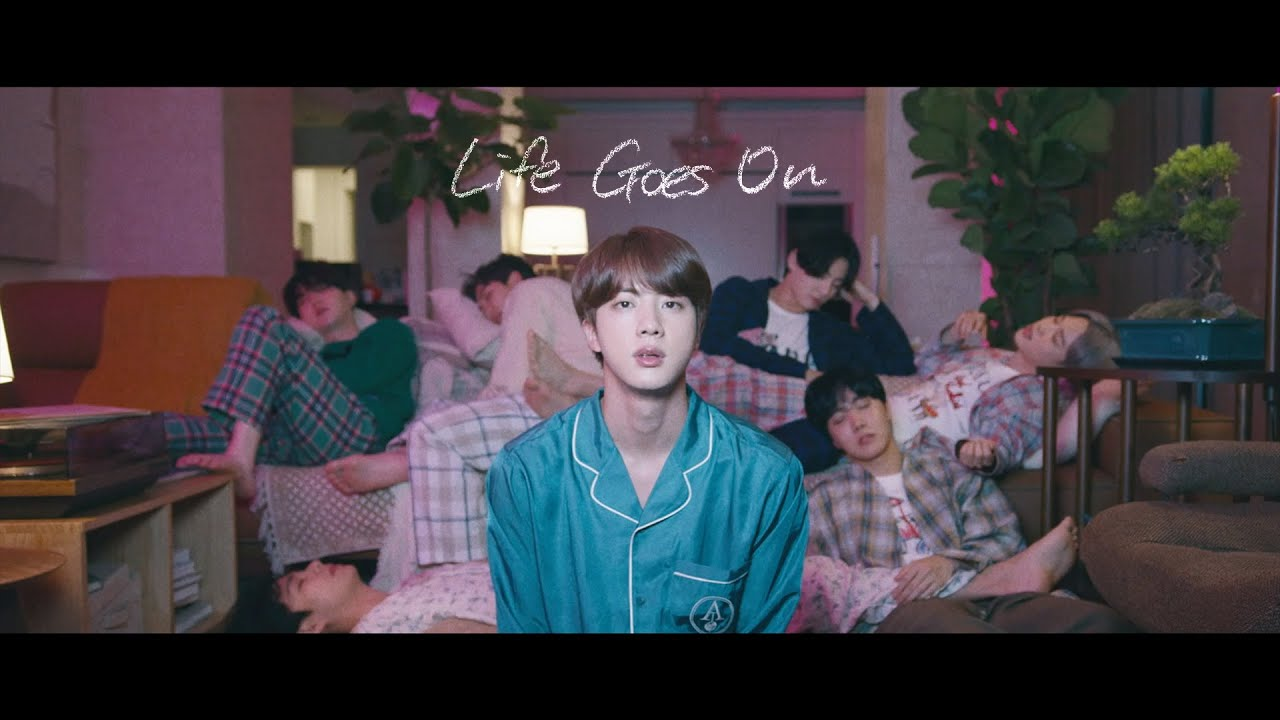 Life Goes On Full Song Lyrics [English] - BTS | Lyricworld