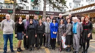 Юрий Поляков поздравил анапских журналистов с Днем российской печати