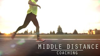 Middle & Long Distance Running: How to Teach / Coach (Track & Field - Athletics)