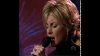 Faith Hill - Let Me Let Go & Interview (Jay Leno Show 1998)
