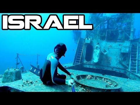 Wreck Diving | Eilat, Israel | Freediver HD | Satil