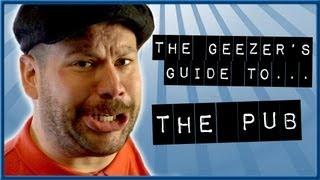 Pubs - A Geezer's Guide // Bad Teeth
