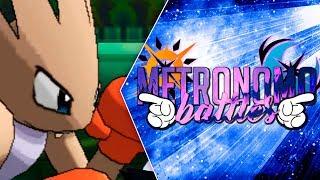 Hitmonlee  - (Pokémon) - POKÉMON ULTRASOL & ULTRALUNA~METRÓNOMO BATTLES: ¡TEAM HITMONCHAN vs TEAM HITMONLEE!