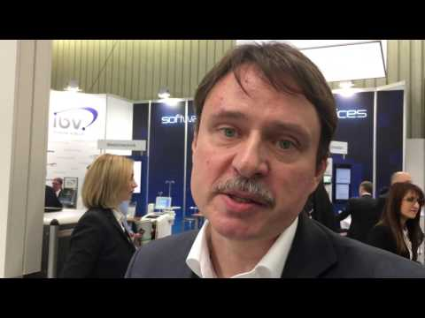 SEA Demo V2X HIL at Embedded World 2017
