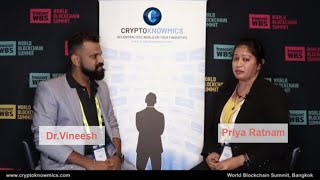 world-blockchain-summit-bangkok-interview-with-priya-ratnam-by-cryptoknowmics