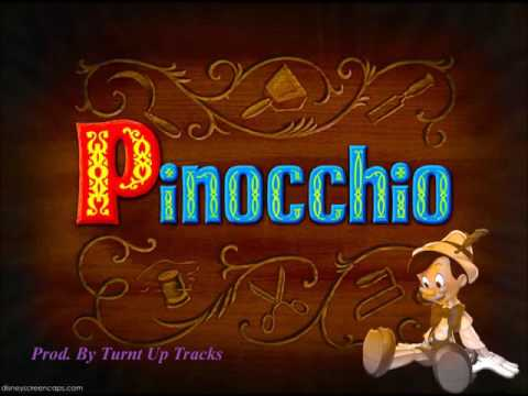 Turnt Up Tracks – When You Wish Upon a Star (Disney Pinocchio Trap Remix)