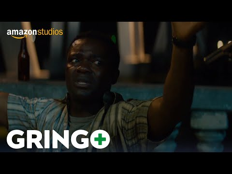 Gringo (Featurette 'The Stunts')