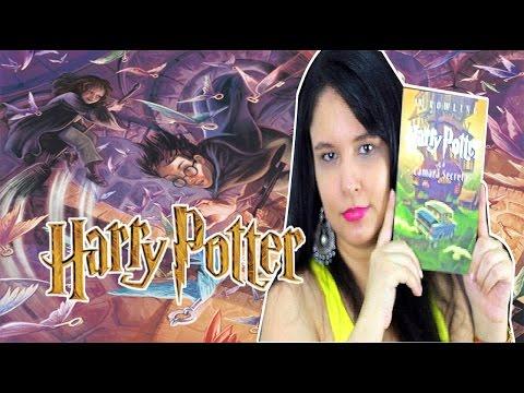 Harry Potter e a Câmara Secreta | Leitura Conjunta #NuvemLiterária