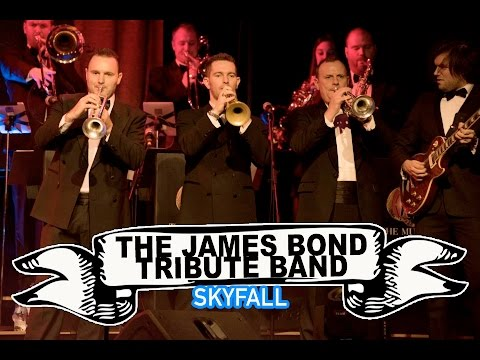 The James Bond Tribute Band Video