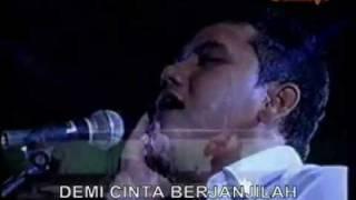 Padi - Demi Cinta Live With Andi Riyanto