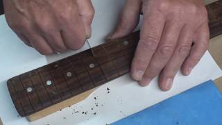 Guitar Fret Replacement Tips