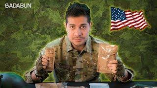 Mira qué comen los soldados de EE.UU en la guêrra