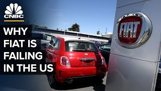Why Fiat Is Struggling In The United States