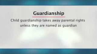 Estate Planning - Guardianship & How to Avoid it