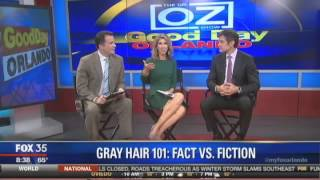 Gray Hair Fact vs. Fiction with Dr. Oz