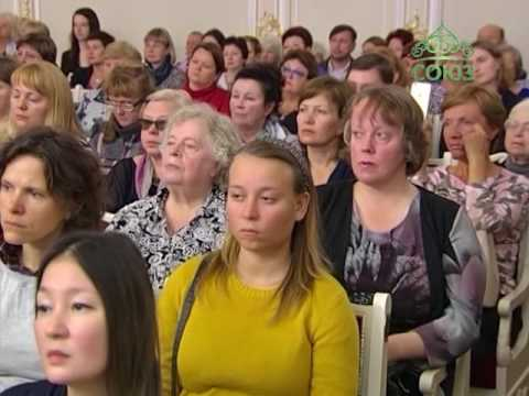 Мужской хор Оптина Пустынь. Репортаж телеканала «Союз»
